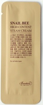 BENTON Snail Bee High Content Steam Cream 1,2g TESTER