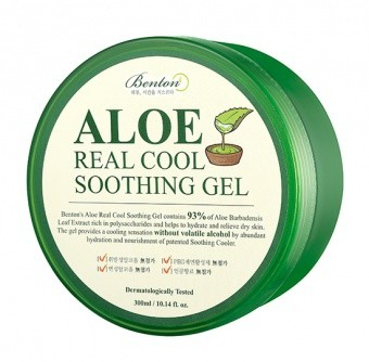 BENTON Żel kojący Aloe Real Cool Soothing Gel - 300ml